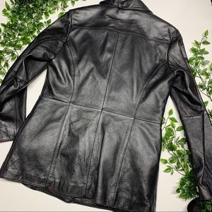 Wilsons Leather Jackets & Coats - Wilson's Leather Lined Jacket